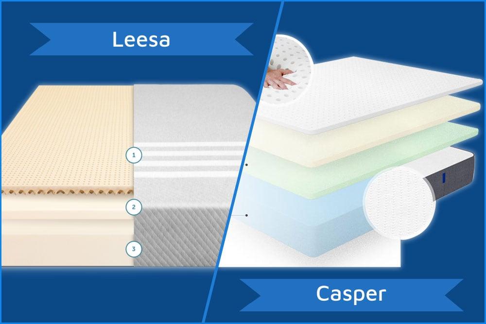 leesa vs casper