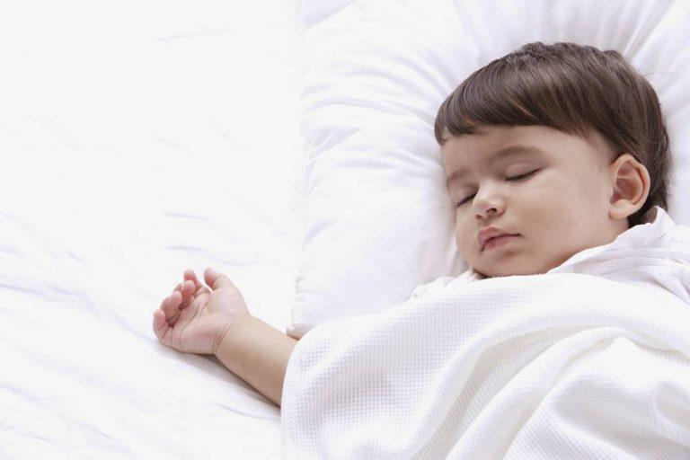 sleep on your back benefits