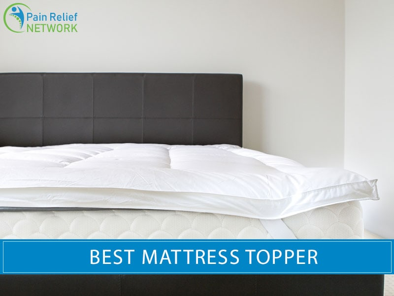 premium selection ca8d0 3a2f7 Best Mattress Topper - 2019 Top Picks & Reviews | Pain ...
