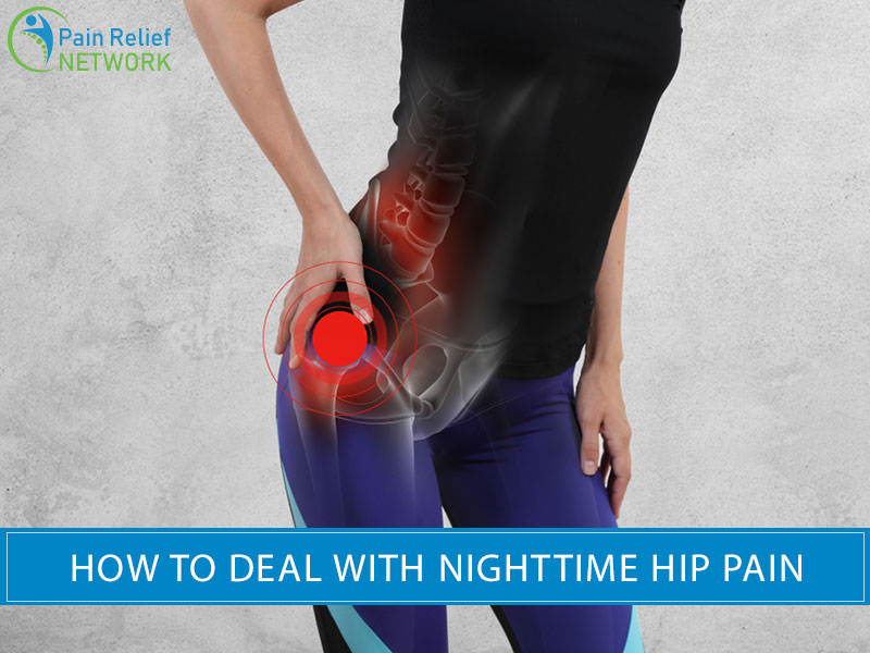 How to Deal With Nighttime Hip Pain - The Definitive Guide [2020]