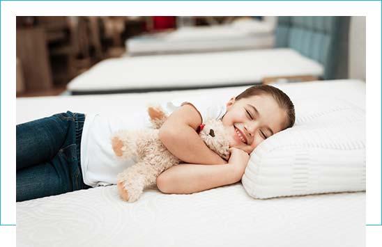 mattress for a child