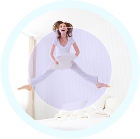 your mattress to be a bit bouncier