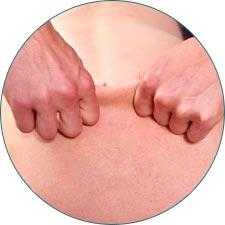 Rolling massage