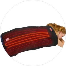 Full-body heating pads