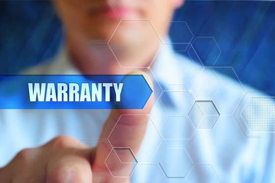 Find Out Which Warranties They Offer