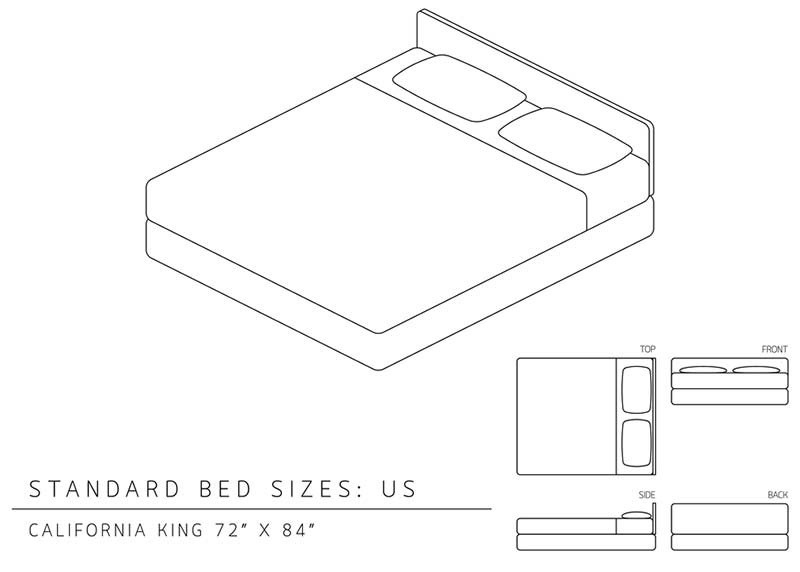california king size mattress