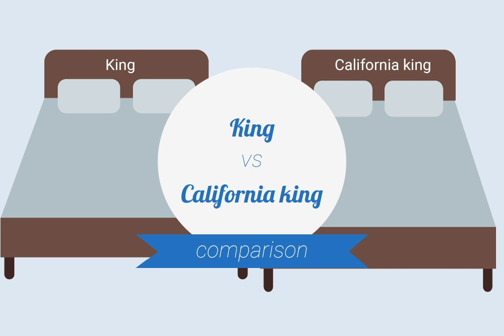 The King Mattress Vs The California King Mattress Which One Is