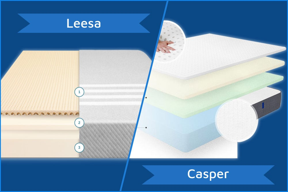 An Unbiased View of Leesa Vs Casper
