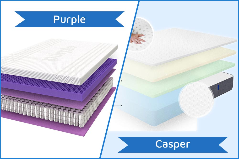Purple vs Casper
